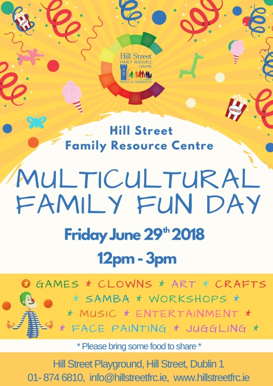 Multicultural Fun Day 2018 image